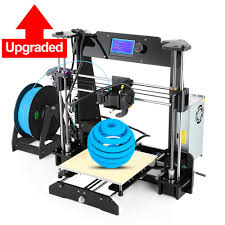 <b>Alfawise EX8 Upgraded DIY</b> kit Filament 3D Printer 220220240mm ...