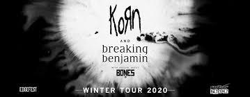 KoЯn & <b>Breaking Benjamin</b> | Resch Center