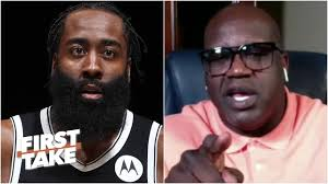 I'm not a 'Yes Man' - Shaq responds to <b>James Harden</b> | First Take ...