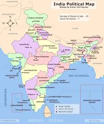 Image result for India state maps