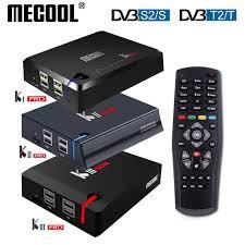 <b>Mecool</b> Satellite Receiver <b>DVB</b> S2/S2X Android 9,0 2GB 16GB ...