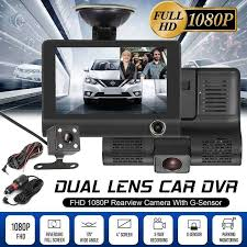 <b>WDR Dash</b> cam <b>3 Lens</b> Video Car DVR Full HD 1080P - Cars ...