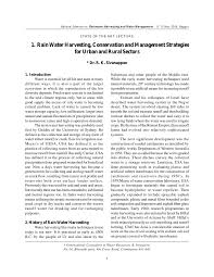 essay importance of water   zegy every kiss begins with resumerain water harvesting and conservation  importance of water conservation essay