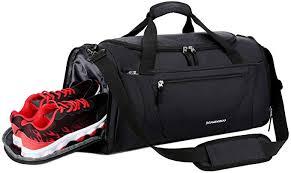 Mouteenoo Gym <b>Bag</b> 40L <b>Sports Travel</b> Duffel <b>Bag</b> for <b>Men</b>