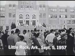 「little rock nine 1957」の画像検索結果