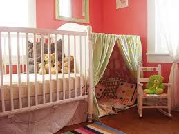 the hideaway nursery for baby girl awesome interior design crib white teddy bear amazing wonderful decoration appealing awesome shabby chic bedroom