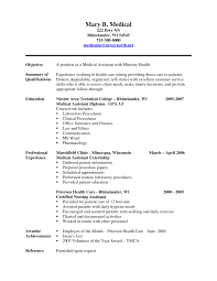 resume objective examples for healthcare  seangarrette coresume objective examples for healthcare