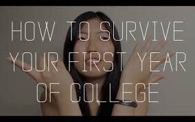 how to survive your first year of college how to survive your first year of college