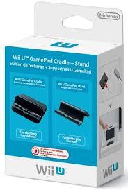 Купить <b>Подставка</b> и зарядное устройство Wii U GamePad (Cradle ...