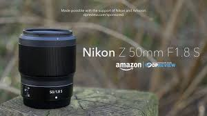 <b>Nikon Z 50mm</b> F1.8 S product overview - YouTube