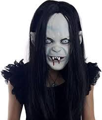 SVFD <b>Halloween Mask</b> Terrorist <b>Headgear</b> Ghost Scary Male Adult ...