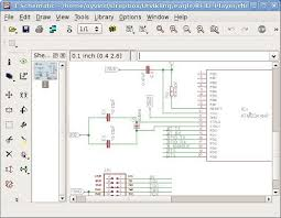 pcb design   how to create circuit boards   build electronic circuitsscreenshot of eagle pcb design software