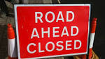 Road set to be closed for 35 days
