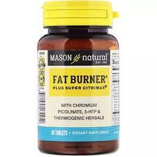 Mason Natural <b>Fat Burner Plus Super</b> Citrimax