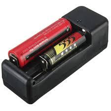 Multipurpose Batteries & Power EU Universal Charger for <b>3.7V</b> ...