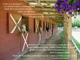 Barn Horse Quotes. QuotesGram via Relatably.com