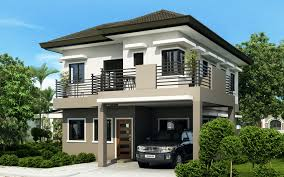 Four Bedroom Two Storey House Design   Home DesignFour Bedroom Two Storey House Design