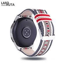 <b>Laforuta</b> Gear S3 Frontier Strap For Samsung Galaxy Watch 46mm ...