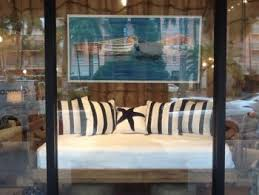 hanging wood bed with iron beach cottage furniture coastal