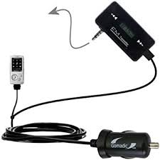 <b>3rd Generation</b> Powerful Audio FM Transmitter with Car Charger ...