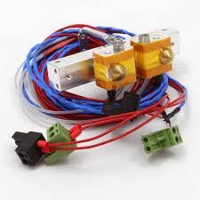 Купить <b>Двойной экструдер для</b> 3D принтера FlashForge Creator ...