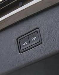 Накладка на кнопку закрытия двери багажника, 1 часть, <b>ABS</b> ...