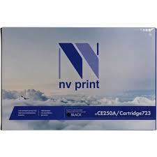 <b>Картридж</b> NV-Print CE250A / Cartridge <b>723</b> Black Черный (Black ...