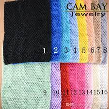 """Hot Sales <b>1pc</b> 12"""" Candy Color <b>Crochet</b> Children's Tank <b>Tops Tube</b> ..."""