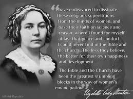 women religion by elizabeth cady stanton elizabeth cady stanton