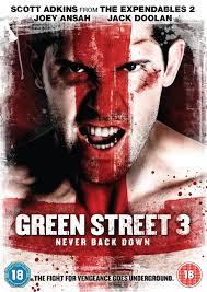 Green Street 3: Never Back Down – Legendado