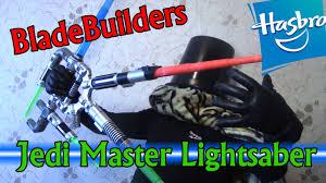Jedi Master Lightsaber - BladeBuilders (Hasbro) с участием Дарта ...