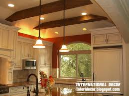 country kitchen decor ceiling lights amazing 3 kitchen lighting
