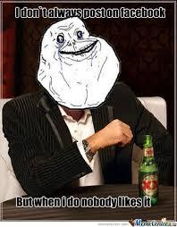 Lonely Guy by zecs06 - Meme Center via Relatably.com