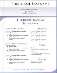 download resume format  seangarrette co    resume format