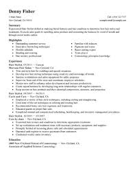sample resume for hairstylist sample resume for hairstylist makemoney alex tk