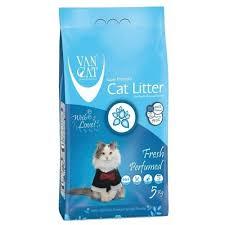Комкующийся <b>наполнитель Van Cat Fresh</b> 5 кг