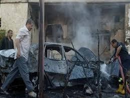 تفجيرات طرابلس