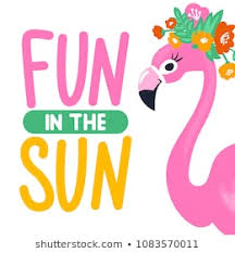 <b>Hello Summer</b> Flamingo Images, Stock Photos & Vectors   Shutterstock