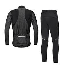 Online Shop <b>WOSAWE</b> Winter Warm Cycling Clothing <b>Men</b> Long ...