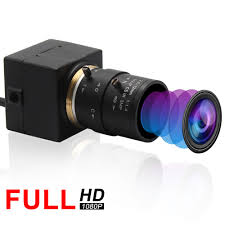<b>CCTV</b> 2.8 <b>12mm</b> Varifocal lens Full hd 1080P CMOS OV2710 30fps ...