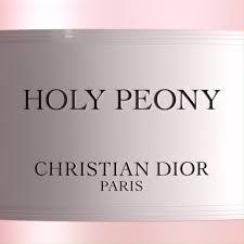 Dior - Maison <b>Christian Dior</b> – <b>Holy Peony</b> | Facebook