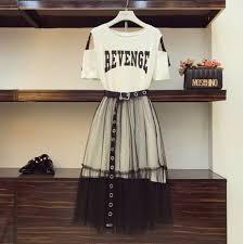 2019 2018 <b>Summer Women</b> Gauze Skirt <b>Sets Two</b> Piece <b>Set</b> Long ...