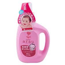 <b>Arau</b> Baby Жидкость для стирки детской одежды 800 мл <b>Saraya</b> ...