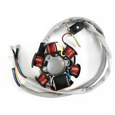 Magneto <b>Generator Stator</b> Coil Fit for Piaggio Typhoon 50 ...