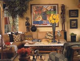 dazzling decor of african inspired living room in maximizing interior and remodeling layout african inspired furniture