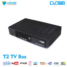 <b>Vmade Full HD</b> Digital TV Tuner Receptor DVB T2 Terrestrial ...