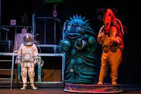 <b>Дед Мороз</b> и инопланетяне   Театр Сказки