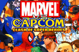 Download Game Marvel VS Capcom Clash Of Super Heros - Capcom fighting reaches of the universe