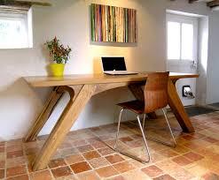bespoke oak office desk bespoke office furniture contemporary home office