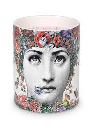 FORNASETTI   Fior Di <b>Lina</b> large scented candle <b>900g</b>   Men   Lane ...